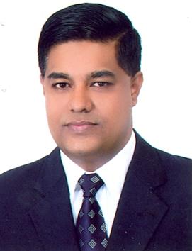 Mr. Abdullah Al Islam Jakob MP